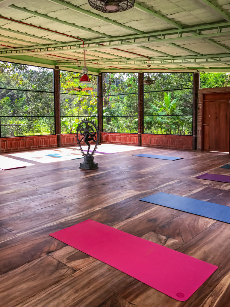 Yoga Studio_Ecuador Adventure Retreat